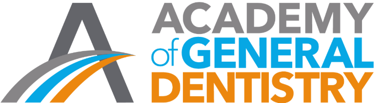 Academy of General Dentistry logo (accreditor of Kurt Iverson)
