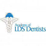 Logo of Academy of LDS Dentists connecting Dr. Iverson to this association