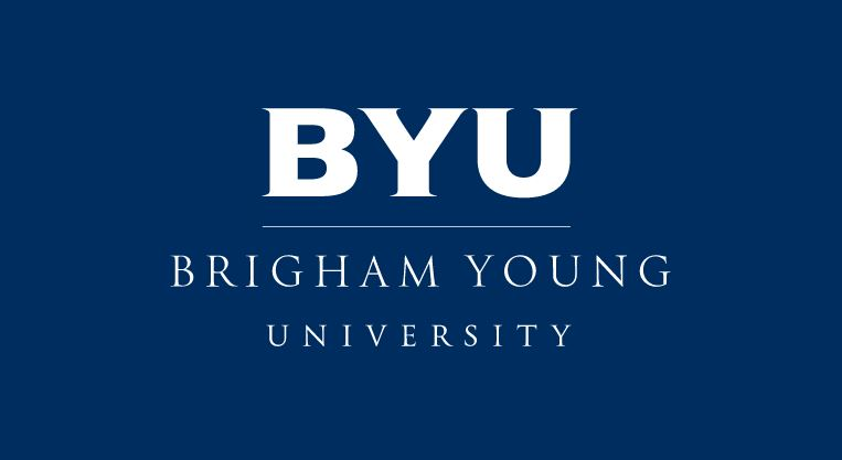 Brigham Young University Logo Alma mater of Dr. Kurt Iverson